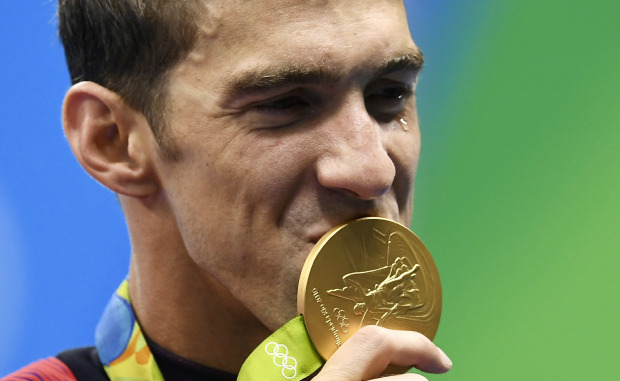 Michael Phelps The Greatest Swimmer Of All Time The Most